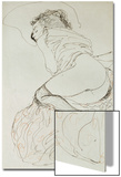 Female Nude, Turned to the Left, 1912-13 Posters by Gustav Klimt