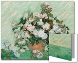 Roses, 1890 Art by Vincent van Gogh