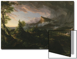 The Course of Empire: the Savage State, 1833-36 Prints by Thomas Cole