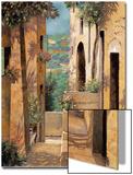 Villa Tuscana Prints by Guido Borelli