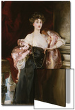 Portrait of Lady Helen Vincent, Viscountess D'Abernon, 1904 Print by John Singer Sargent