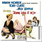 Some Like it Hot, 1959 Affiches