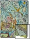 Flock of Birds; Vogelsammlung Posters by Paul Klee