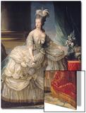 Marie Antoinette (1755-93) Queen of France, 1779 Kunstdrucke von Elisabeth Louise Vigee-LeBrun