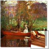 The Boating Party, 1889 Prints by John Singer Sargent