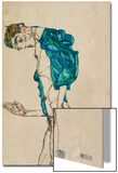 Preacher (Self-Portrait), 1913 Prints by Egon Schiele
