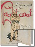 Pagliacci Posters