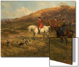 Hunting Scene, 1899 Prints by Heywood Hardy