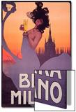 Birra Milano Posters
