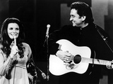 Johnny Cash Foto von  Globe Photos LLC