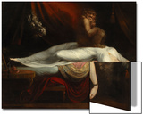 The Nightmare, 1781 Poster by Henry Fuseli