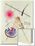 Untitled, 1925 Poster von Wassily Kandinsky