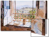 View from a Window, 1988 Prints by Lucy Willis