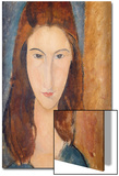 Jeanne Hebuterne Art by Amedeo Modigliani