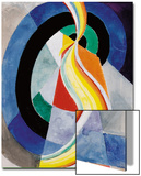 The Helix, 1923 Prints by Robert Delaunay
