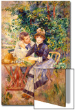 In the Garden, 1885 Prints by Pierre-Auguste Renoir