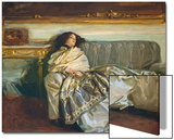 Nonchaloir (Repose), 1911 Posters by John Singer Sargent