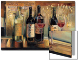 Les Vins Maison Posters by Marilyn Hageman