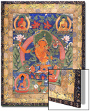 Thangka of Arapachana Manjushri Prints