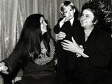 Johnny Cash Photographie par  Globe Photos LLC