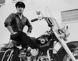 Elvis Presley Foto av  Globe Photos LLC