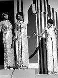 The Supremes Foto af  Globe Photos LLC