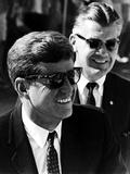 John F. Kennedy Photo by  Globe Photos LLC