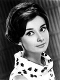 Audrey Hepburn Photo by  Globe Photos LLC