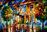Time For Joy Fotografisk trykk av Leonid Afremov