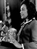 Coretta Scott King Photo by  Globe Photos LLC