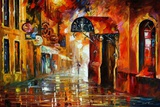 Old Vitebsk Photographic Print by Leonid Afremov