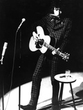 Bob Dylan - Studio Fotografía por  Globe Photos LLC