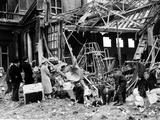 WWII Photo by  Globe Photos LLC
