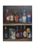 Real Ale Bonanza, 2012 Giclee Print by Terry Scales