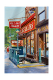 Village Cigars, 2013 Giclee Print by Anthony Butera