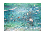 Shoreline Giclee Print by Margaret Coxall