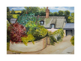 Granary Cottage Giclee Print by Joan Thewsey