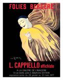 Leonetto Cappiello - Folies Bergère - Art Exhibition of Leonetto Cappiello Posters - Mime Severin (1863-1930) - Giclee Baskı