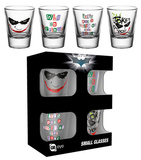 Batman - The Dark Knight Shot Glass Set Regalos