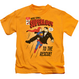 Juvenile: I Love Lucy- Super Lucy To The Rescue Shirts