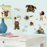 Disney Moana Peel and Stick Wall Decals Wall Decal
