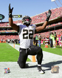 Mark Ingram 2016 Action Photo