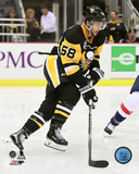 Kris Letang 2016-17 Action Photo