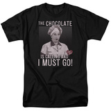 I Love Lucy- The Chocolate Is Calling T-shirts