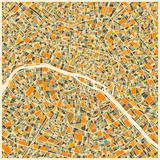 Paris Map Affiches par Jazzberry Blue