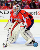 Braden Holtby 2015-16 Action Photo
