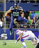 Jimmy Graham 2016 Action Photo