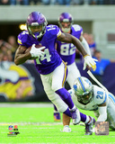 Stefon Diggs 2016 Action Photo