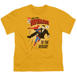 Youth: I Love Lucy- Super Lucy To The Rescue T-shirts