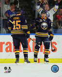 Jack Eichel & Sam Reinhart 2015-16 Action Photo